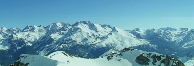 Pirineos nevados