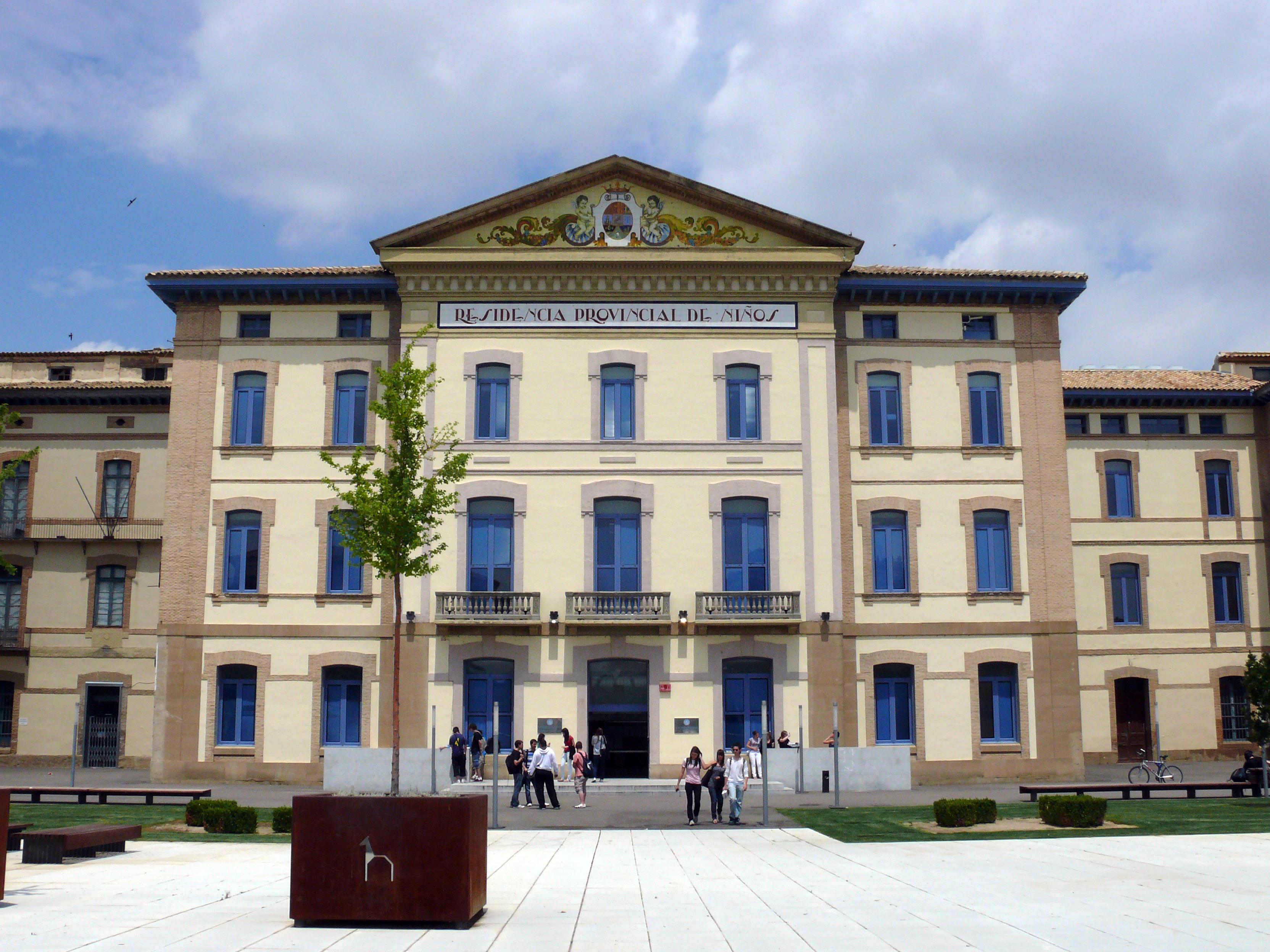 Campus De Huesca